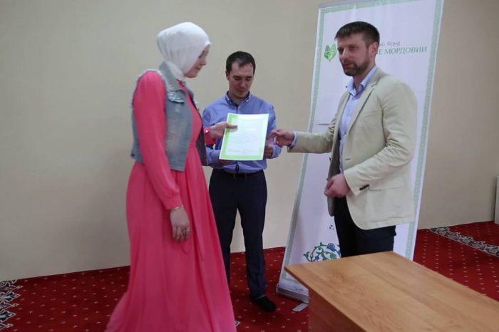 Лучших студентов Мордовии наградили именными стипендиями