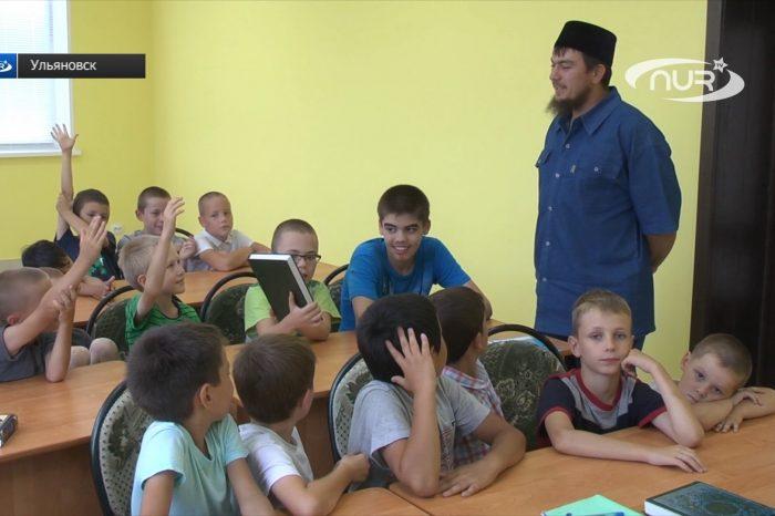 На родине Ленина дети стремятся к религии