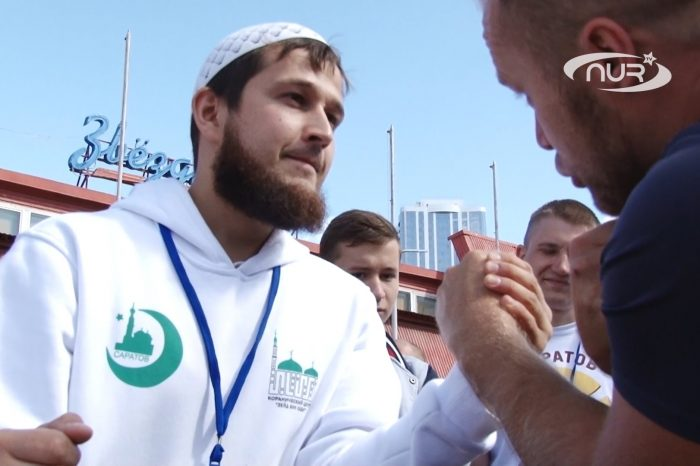 Мусульмане помогли в борьбе за трезвость