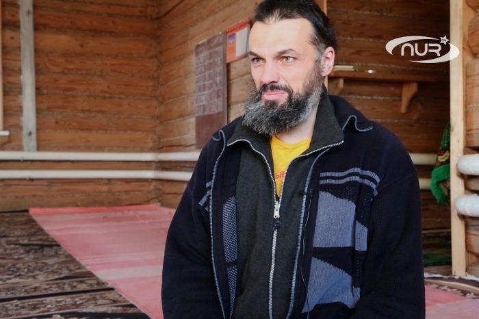 Известный путешественник, принявший ислам, посетил знаменитое село