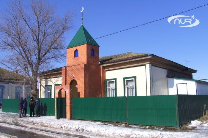 Министр приехал на юбилей мечети