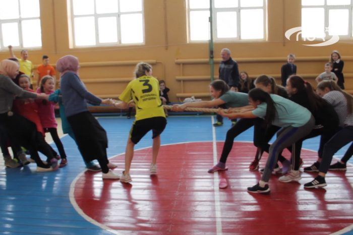 «Мусульмане Мордовии» провели спортивный праздник в детском доме