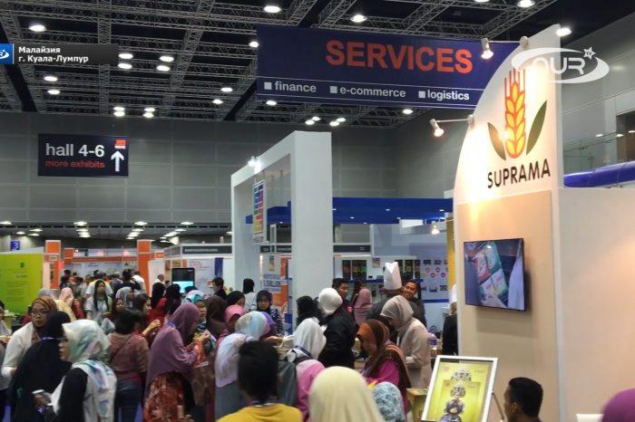 Бизнесмены из Мордовии на международной выставке в Малайзии