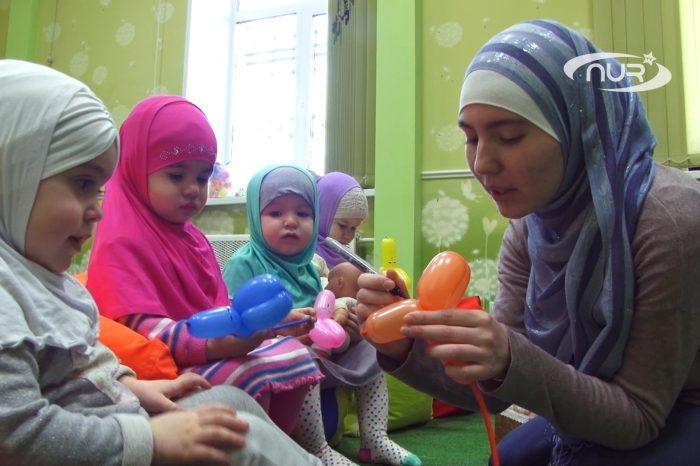 Саратовцы научились преподавать Коран годовалым малышам