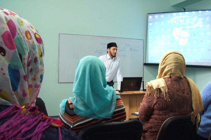 В мечети прошли уроки для учителей