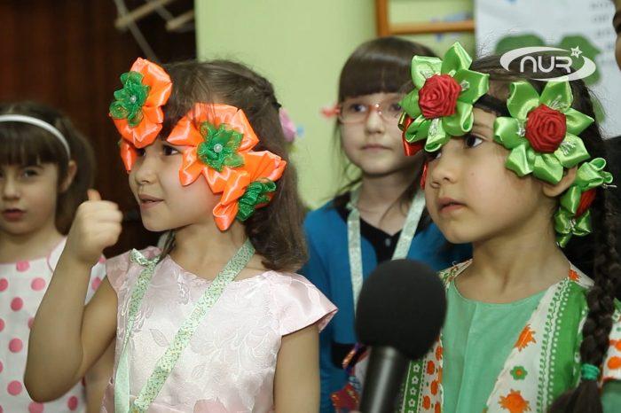 Детский центр «Я сам» учит детей Корану