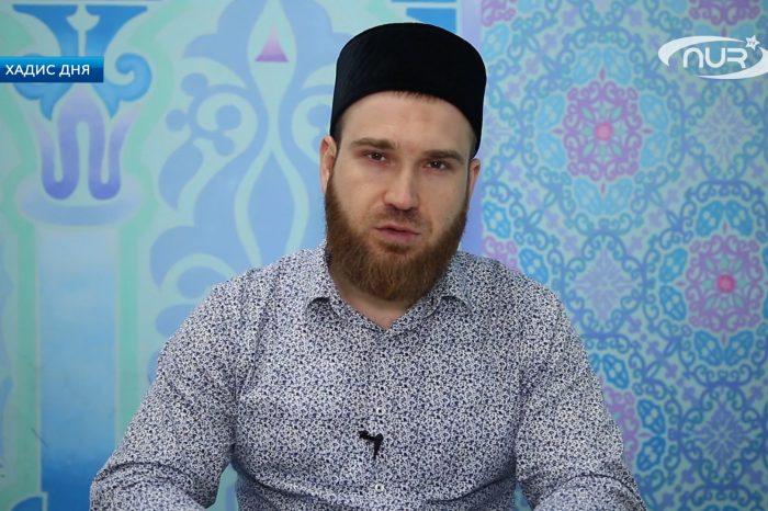 Аллах не принимает мольбу, вкусившего запретное