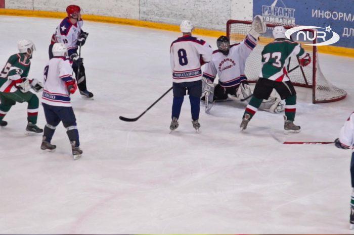 Команда из Белозерья - чемпион Мордовии