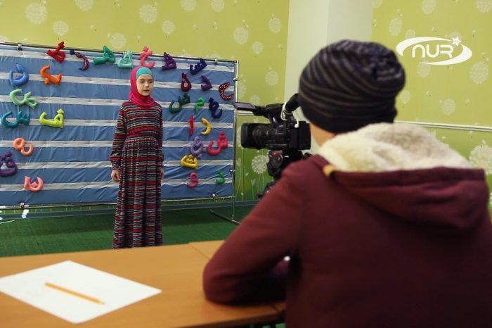 Талантливые дети примут участие в новом проекте НУР ТВ