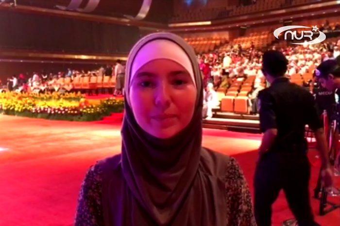 Саратовская девушка-хафиз в финале престижнейшего конкурса Корана