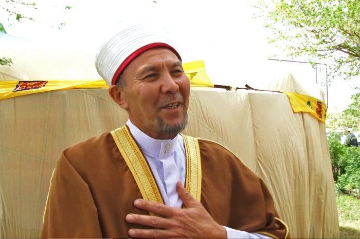 Питерская мечеть отметила юбилей