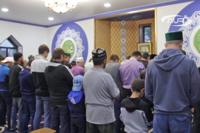 Мечеть в Иссе встречает первый Рамадан