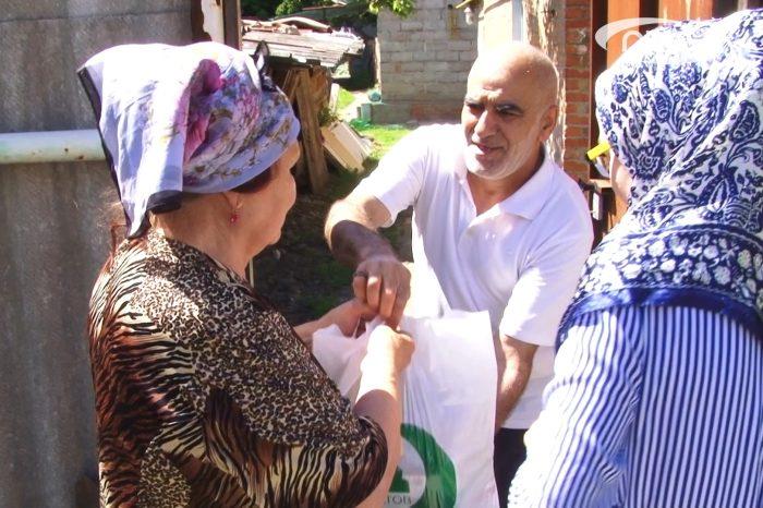 Рамадан - время благотворительности