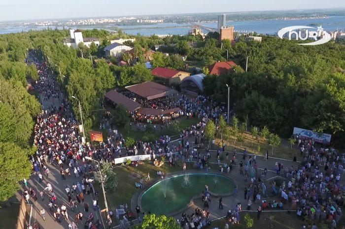 Масштабным торжеством отметили Ураза-байрам в Саратове