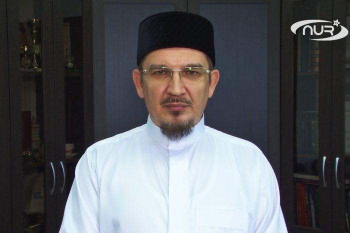 Поздравление муфтия с праздником Курбан-байрам