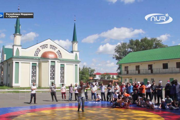 Летние игры мусульман прошли в Саранске