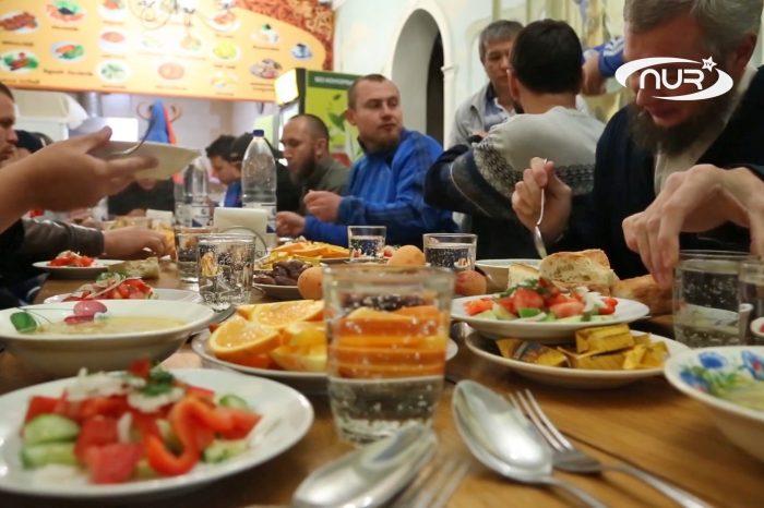 Как в Саратове встретили главный праздник Ислама