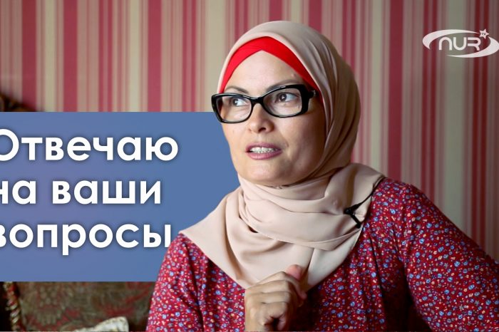 Хадиджа Бибарсова о себе