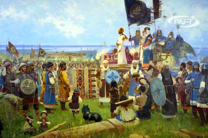 Сурский край - наследие Золотой Орды