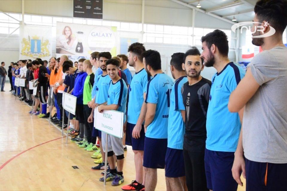 Иностранцы поборолись за Кубок мусульман