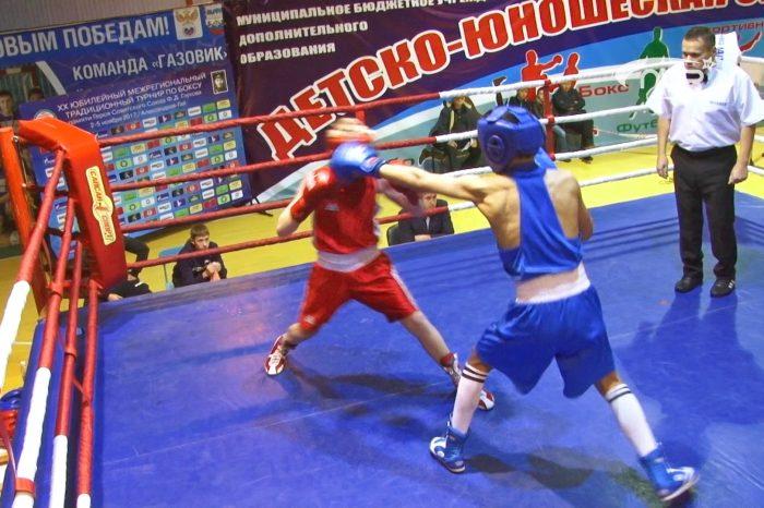 В селе провели ХХ международный турнир по боксу