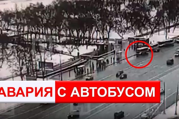 Страшная авария с автобусом в Москве. Как уберечь себя?