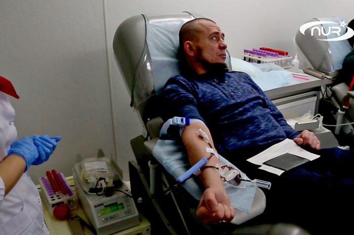 Кровь мусульман поможет жителям Мордовии