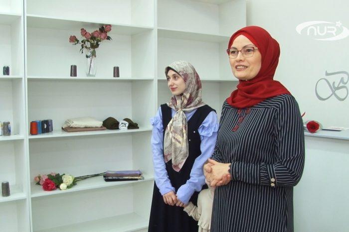 В Саратове открылось первое мусульманское ателье