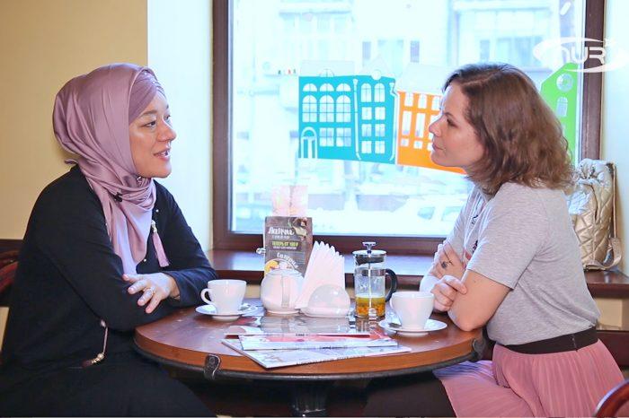 Издатель модного журнала заинтересовалась хиджабом