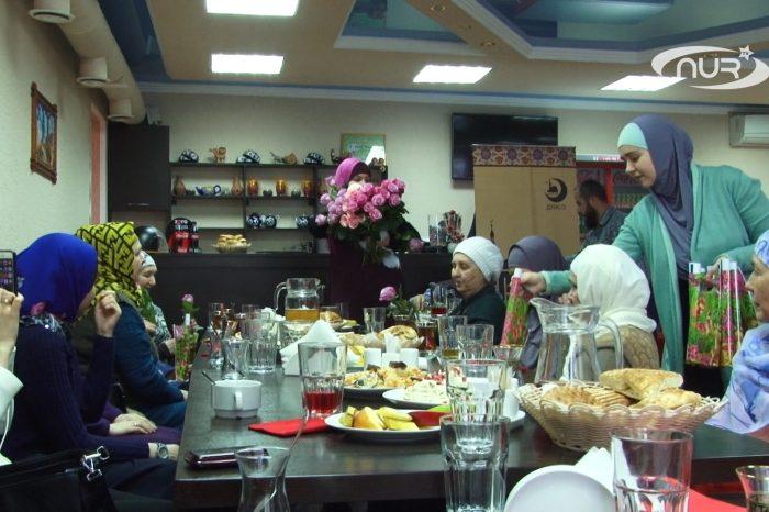 Женский праздник с Кораном