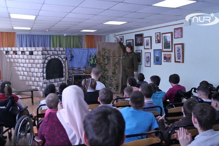 Мусульмане Мордовии подарили сиротам сказку