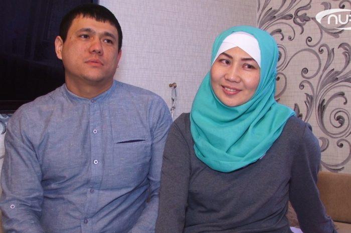 Почему мусульманин носит жену на руках
