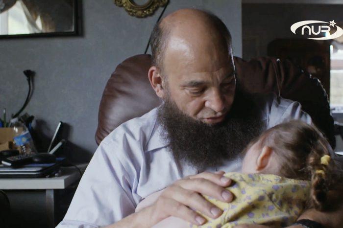 Мусульманин опекает смертельно больных детей