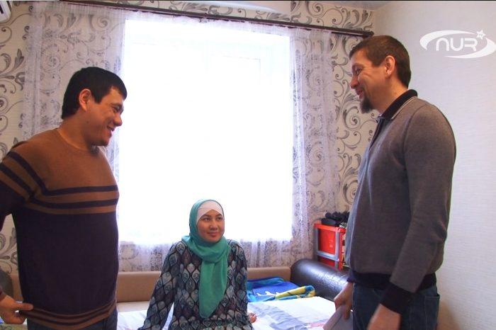 Зрители Нур-ТВ спасают Динару от страшной болезни