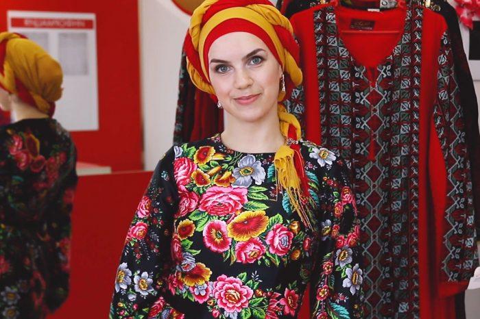 Хиджаб - культурное наследие России