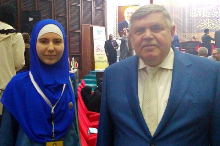Российский посол Борис Болотин поддержал саратовского хафиза