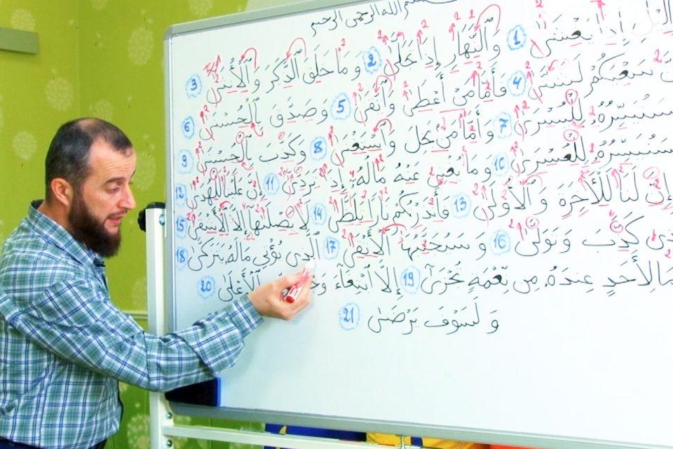 С 0 и до Корана: урок №57