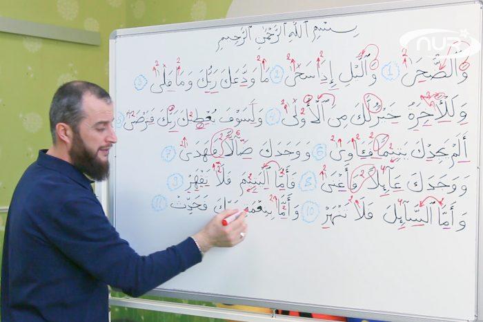 С 0 и до Корана: урок №56