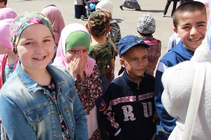 При ульяновской мечети прошёл необычный квест