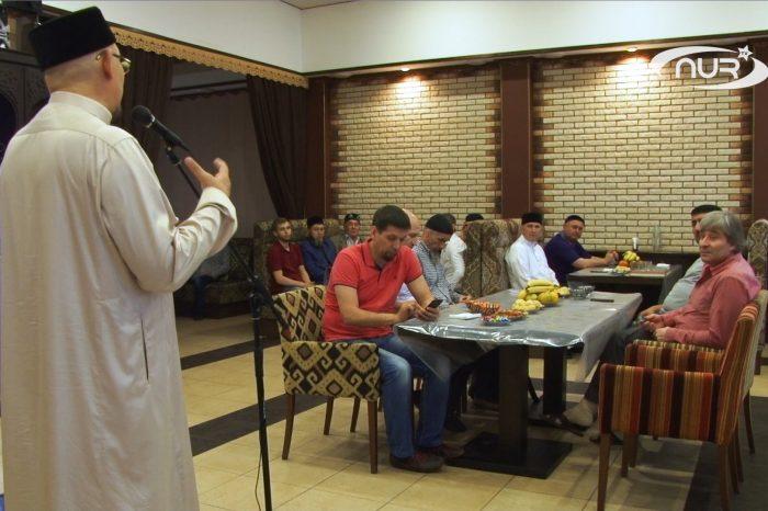 Ифтар в Балашове собрал почётных гостей