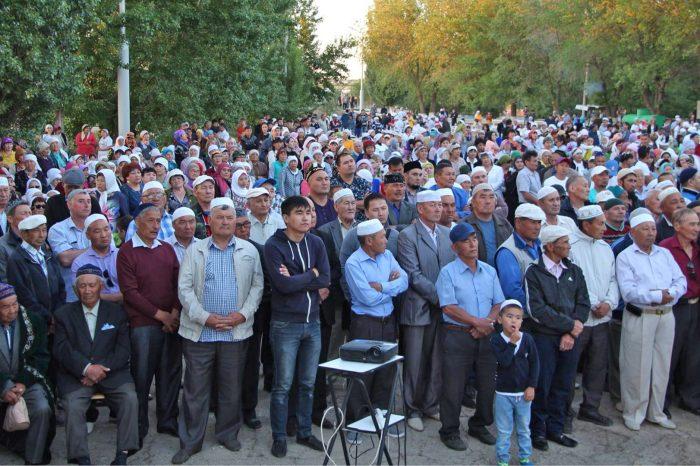 Алгайские казахи установили рекорд по ифтарам