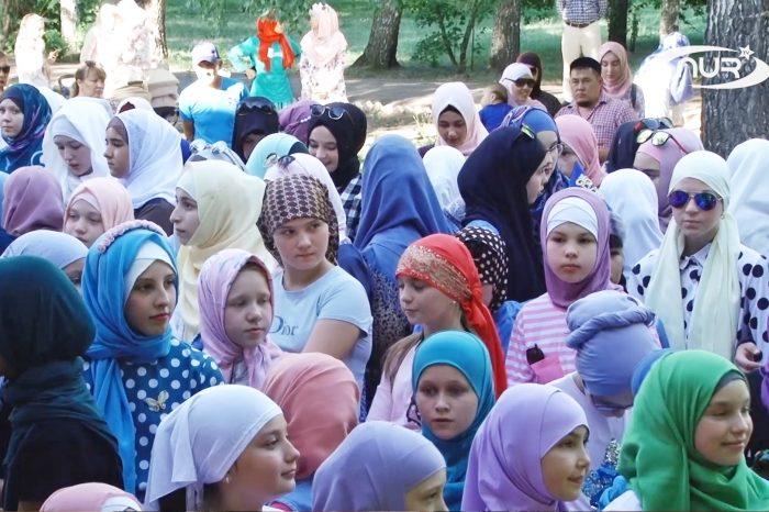 Мусульманский лагерь побил рекорд