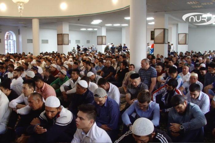 Жертву Аллаху принесли миллионы людей