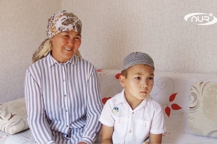 Зрители НУР ТВ подарили дом сиротам