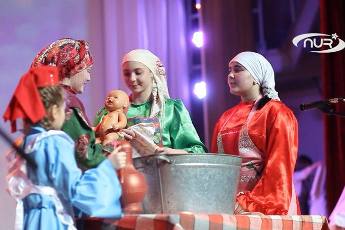 Татарская молодёжь любит родной язык