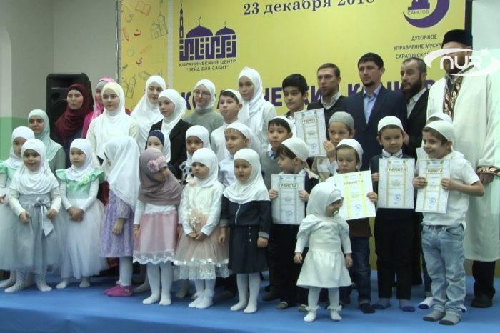 Младенцы состязаются в чтении Корана