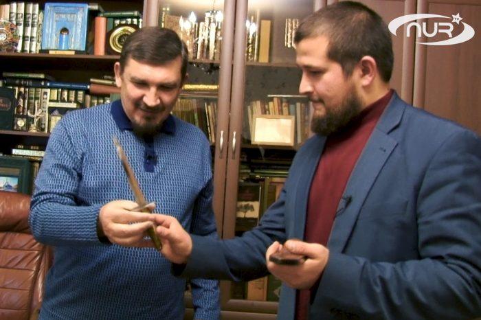 Землетрясение застало саратовского муфтия врасплох