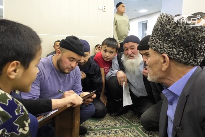 В Ульяновске выбрали самых умных мусульман