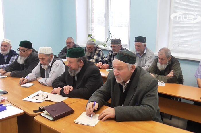 Семинар для имамов становится популярным