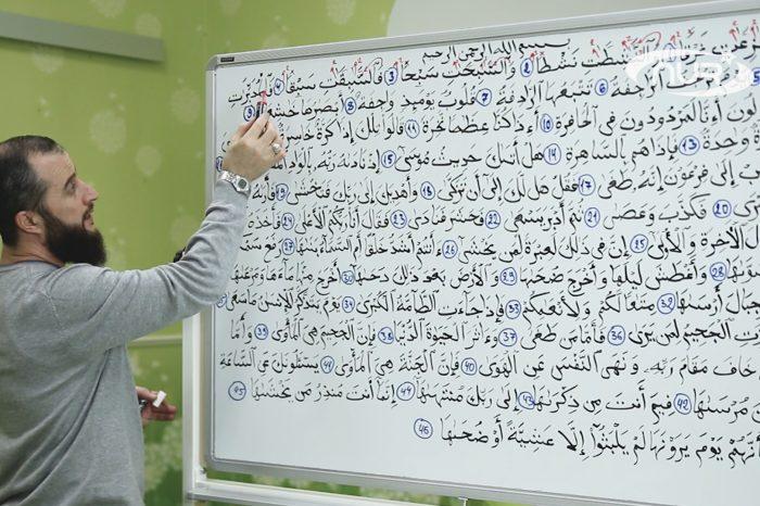 С 0 и до Корана: урок № 71